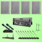 Rapat Wireless KX-8