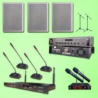 Rapat Wireless KX-9
