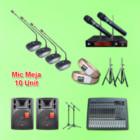 Mic Meja Kabel M3