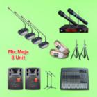 Mic Meja Kabel M4